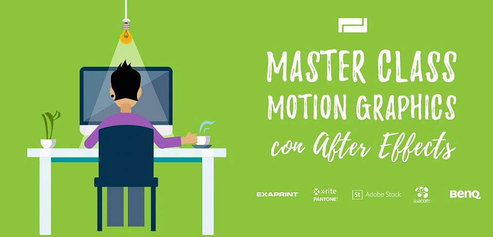 Corso Motion Graphics con After Effects
