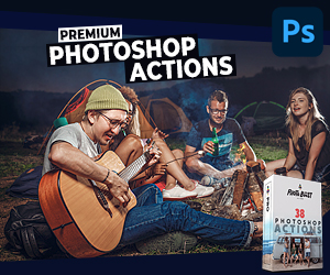 Photoshop Boost Actions